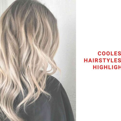coolest short hairstyles with highlights
