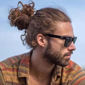 top knot ponytail hairstyles