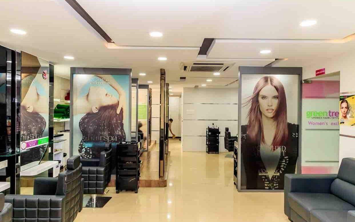 best hair cut salon in bangalore