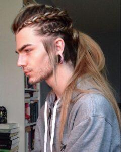 mens ponytail hairstyles 2021