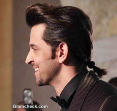 ponytail hairstyles for indian men
