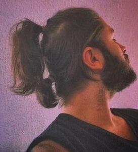 medium hair length ponytail hairstyles