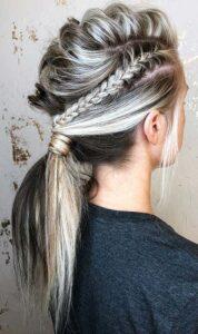 viking hairstyles for women
