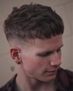 textured crop hairstyles for men