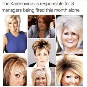 original karen haircuts