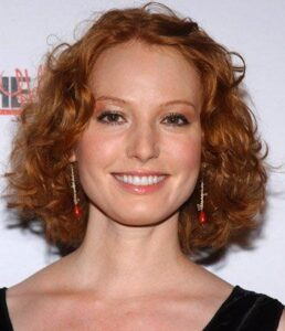 hallmark actresses with red hair
