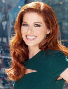 red haired actresses in their 50s