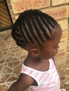 fishbone braids hairstyle for black boys