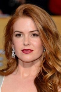 red headed actresses in their 40s