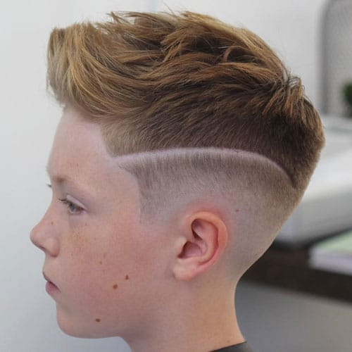 boys hair cutting style images