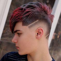 14 year old boy haircuts 2021