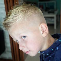 trendy hairstyle boy 2021