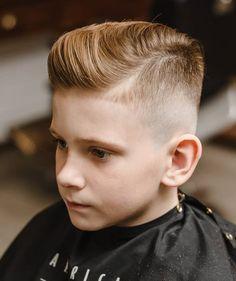 crop hairstyle boy 2021
