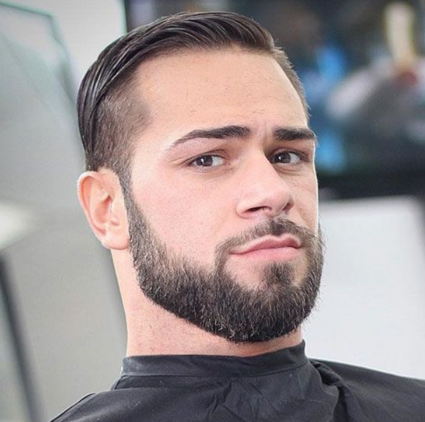 short haircut styles for men