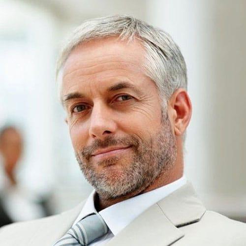 older mens hairstyles thinning hair