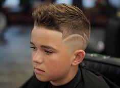 high fade hairstyle boy 2021