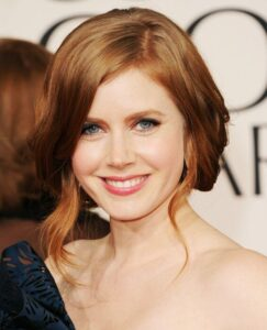 actresses with red hair
