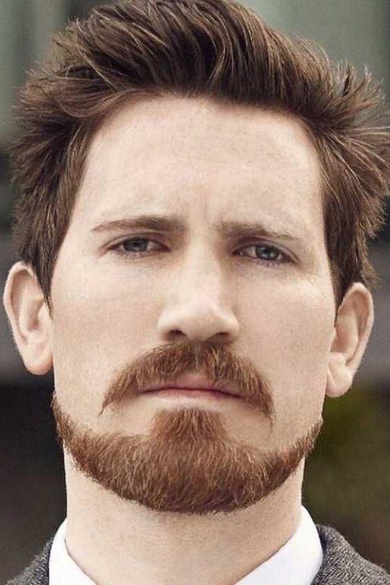 best beard style for men