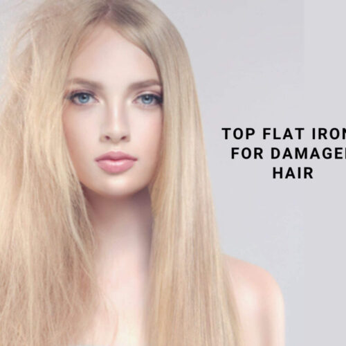 best flat irons for damaged hair