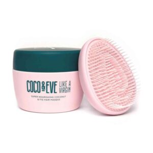 best anti-frizz hair mask for rebonded hair
