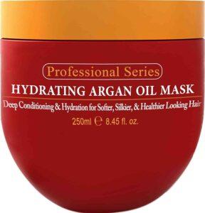 best hair mask for dry rebonded hair