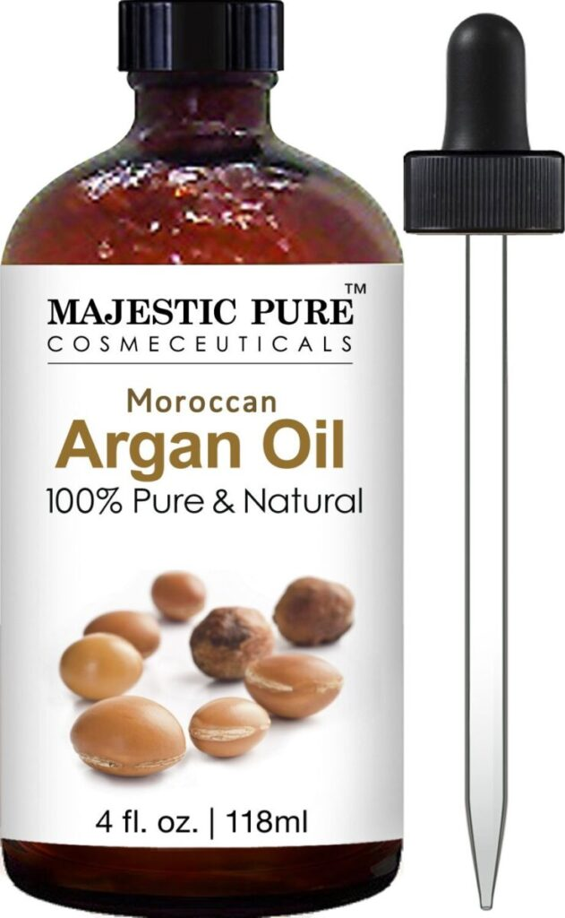 best oil for chemically straightened hair