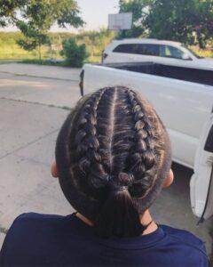 dutch braids for black boys