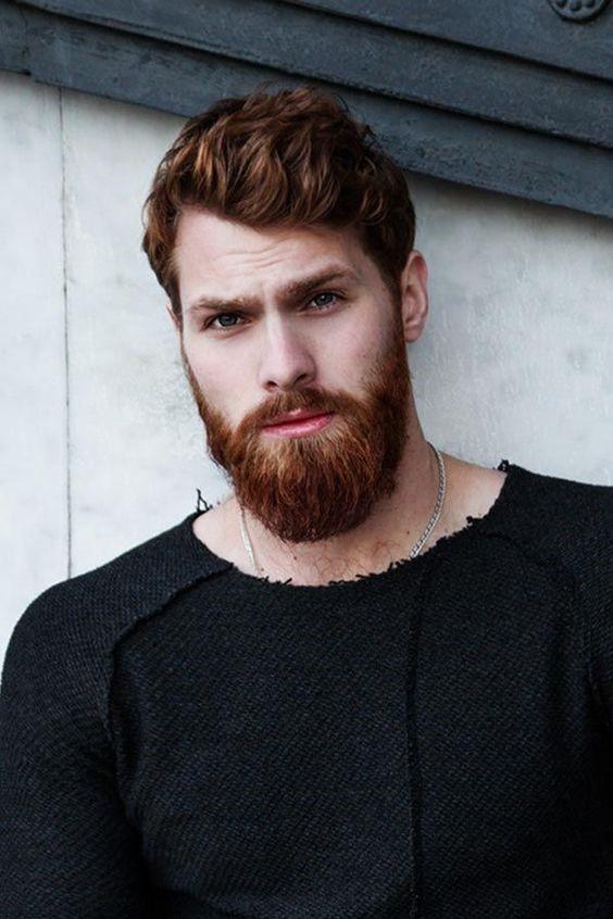 Best beard style for sensitive skin