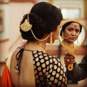 juda hairstyles for indian wedding function