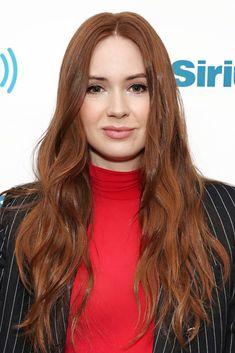 female ginger celebrities