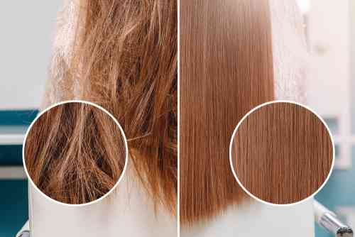 side effects of keratin hair treatment