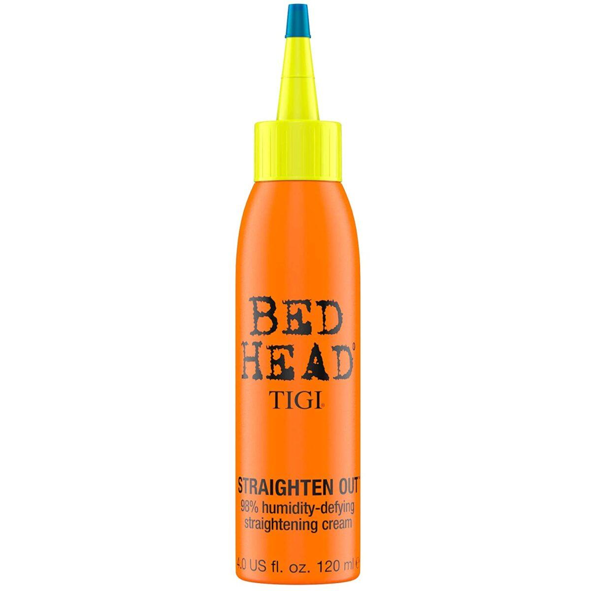 best hair straightener creams