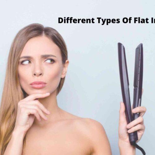 types of flat iron