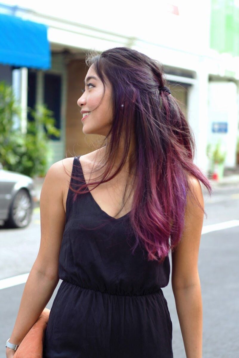 best asian hairstyles with highlights