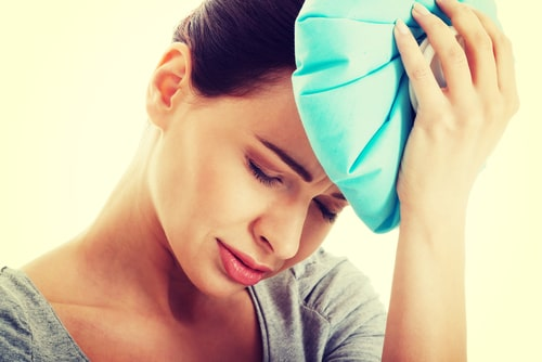 how to relieve pain from burnt scalp