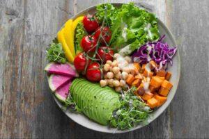 diet to reduce premature grey hair