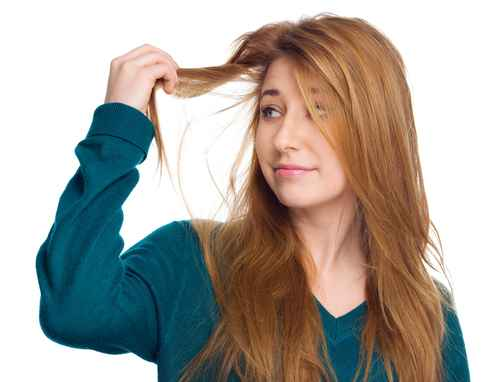 how much hair fall is normal while combing