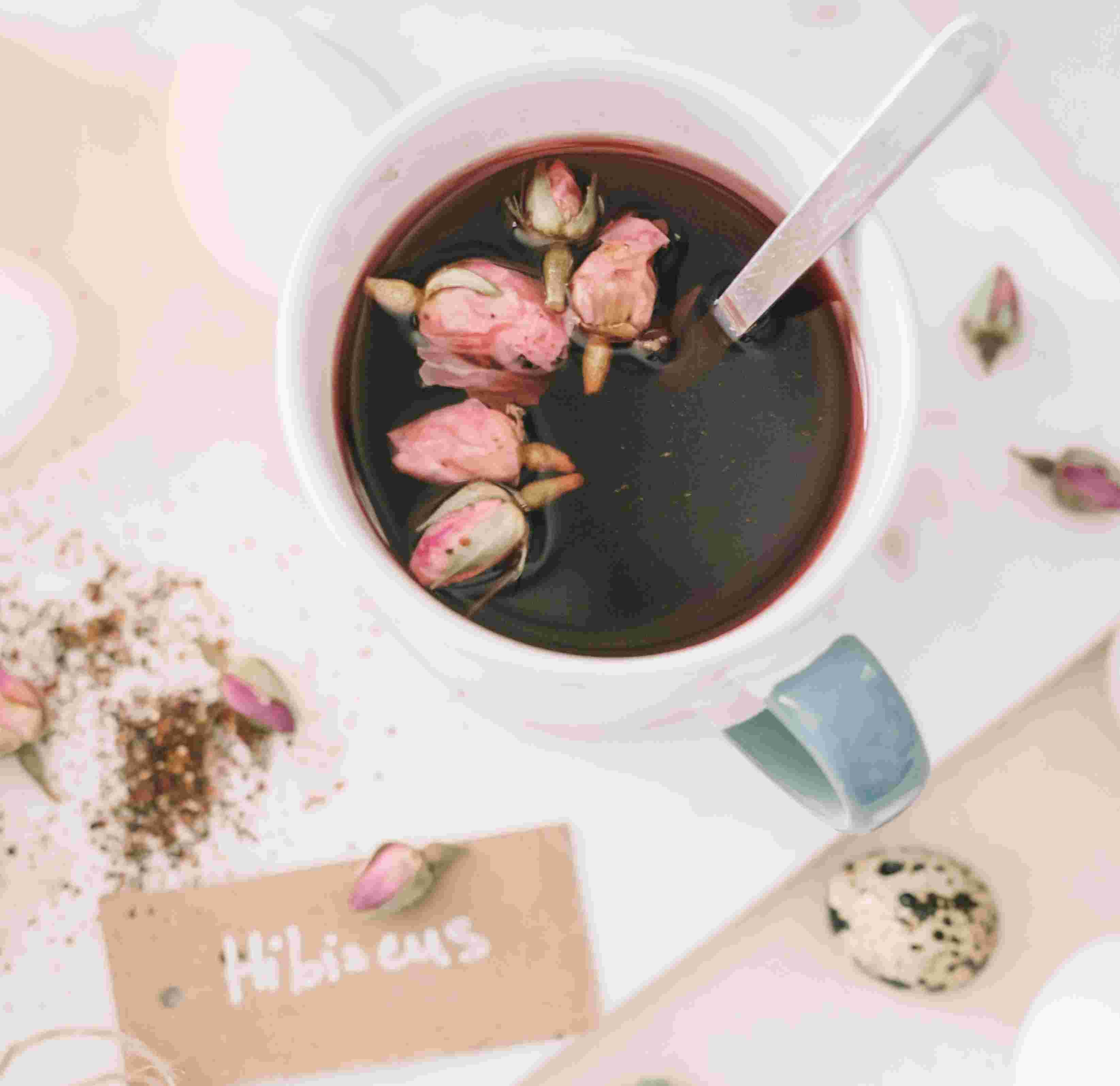 how to use hibiscus tea for hair growth