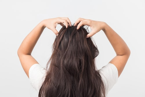 scalp massage for traction alopecia