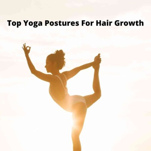 top yoga postures to help in hair growth