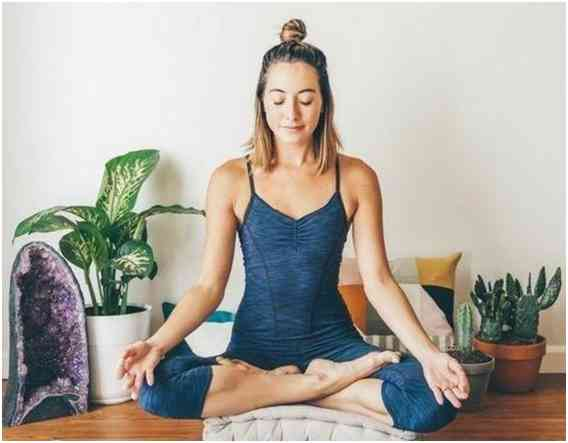 meditation for hair growth