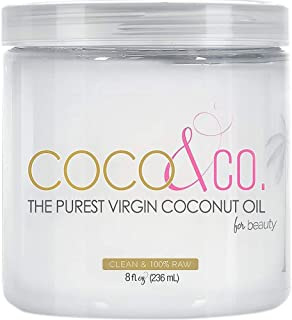 how to oil your hair with coconut oil