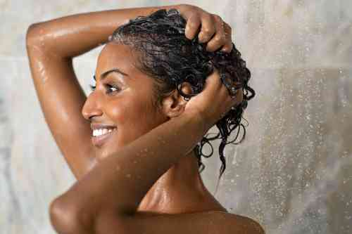 how to oil your hair before shampoo