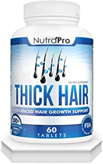 how to get thick hair in a month
